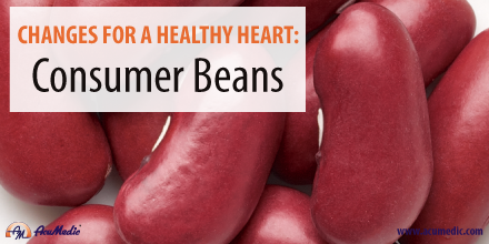 AcuMedic 20 Days To A Healthier Heart - Beans