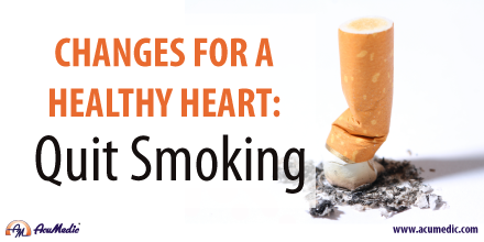 AcuMedic 20 Days To  A Healthier Heart - Quit Smoking