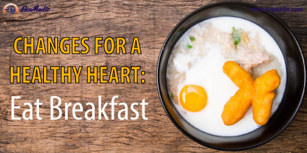 AcuMedic 20 Days To A Healthier Heart - Eat Breakfast